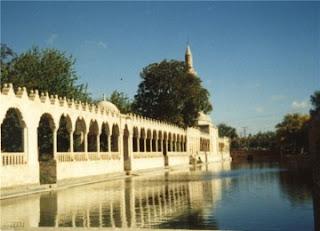 Tempat Nabi Ibrahim AS Dahulu Dibakar Raja Namrud