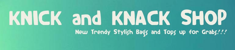 KNICK & KNACK SHOP