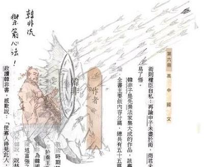 法家韓非 技能:禦箭心法