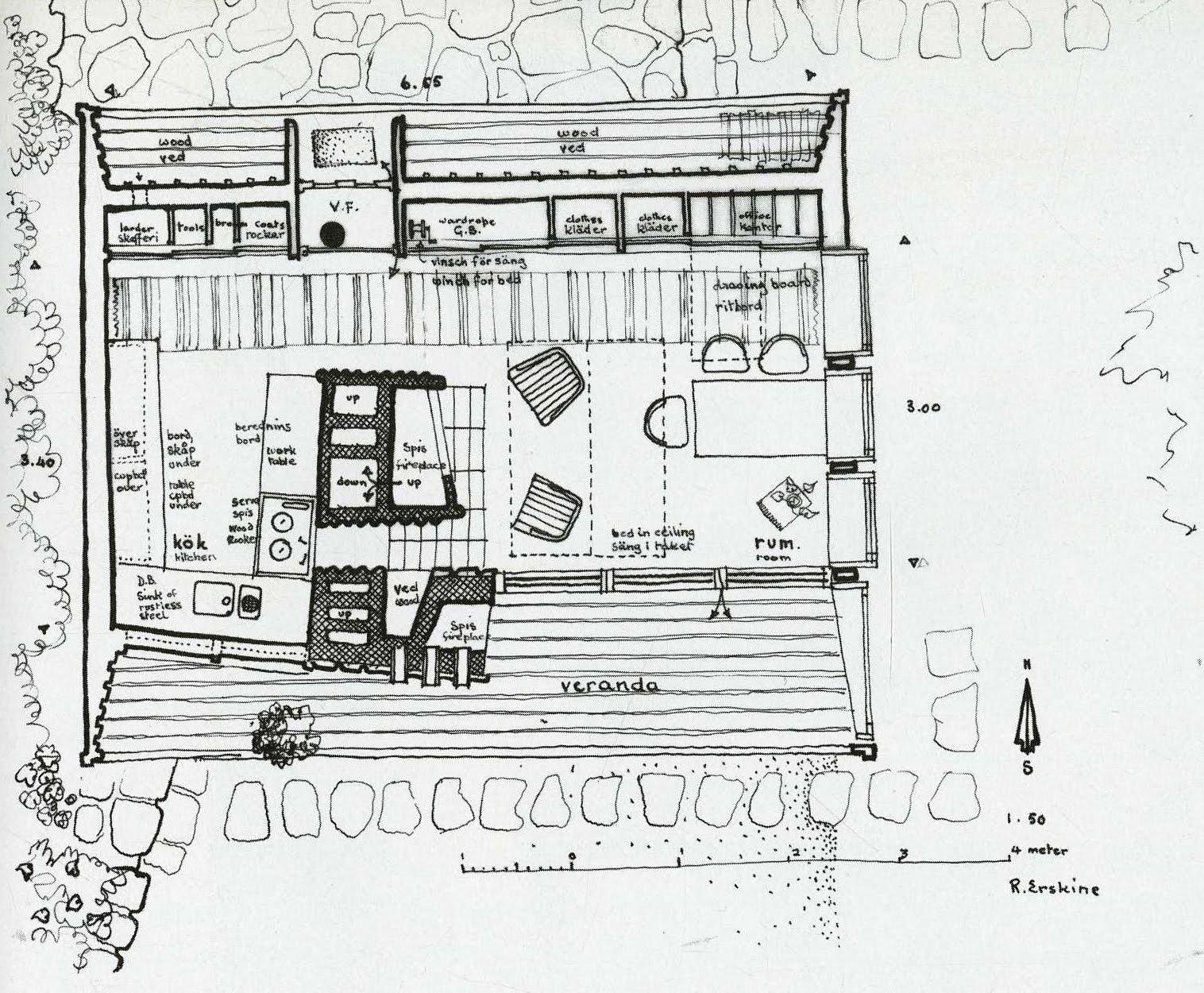 molino de damaniu / (la) cabaña: enero 2011