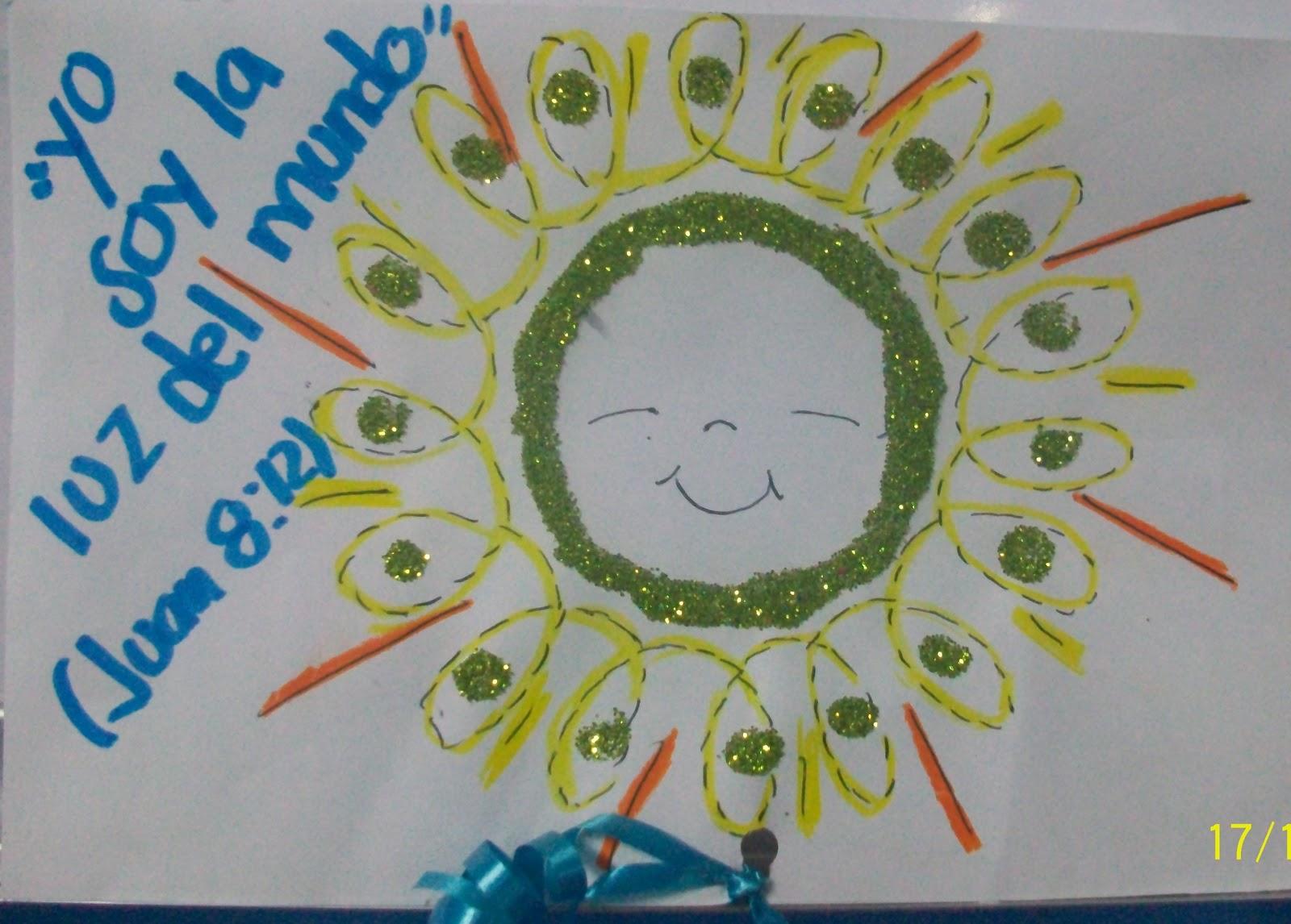 Yo soy la luz del mundo... ~ EBI Mexico
