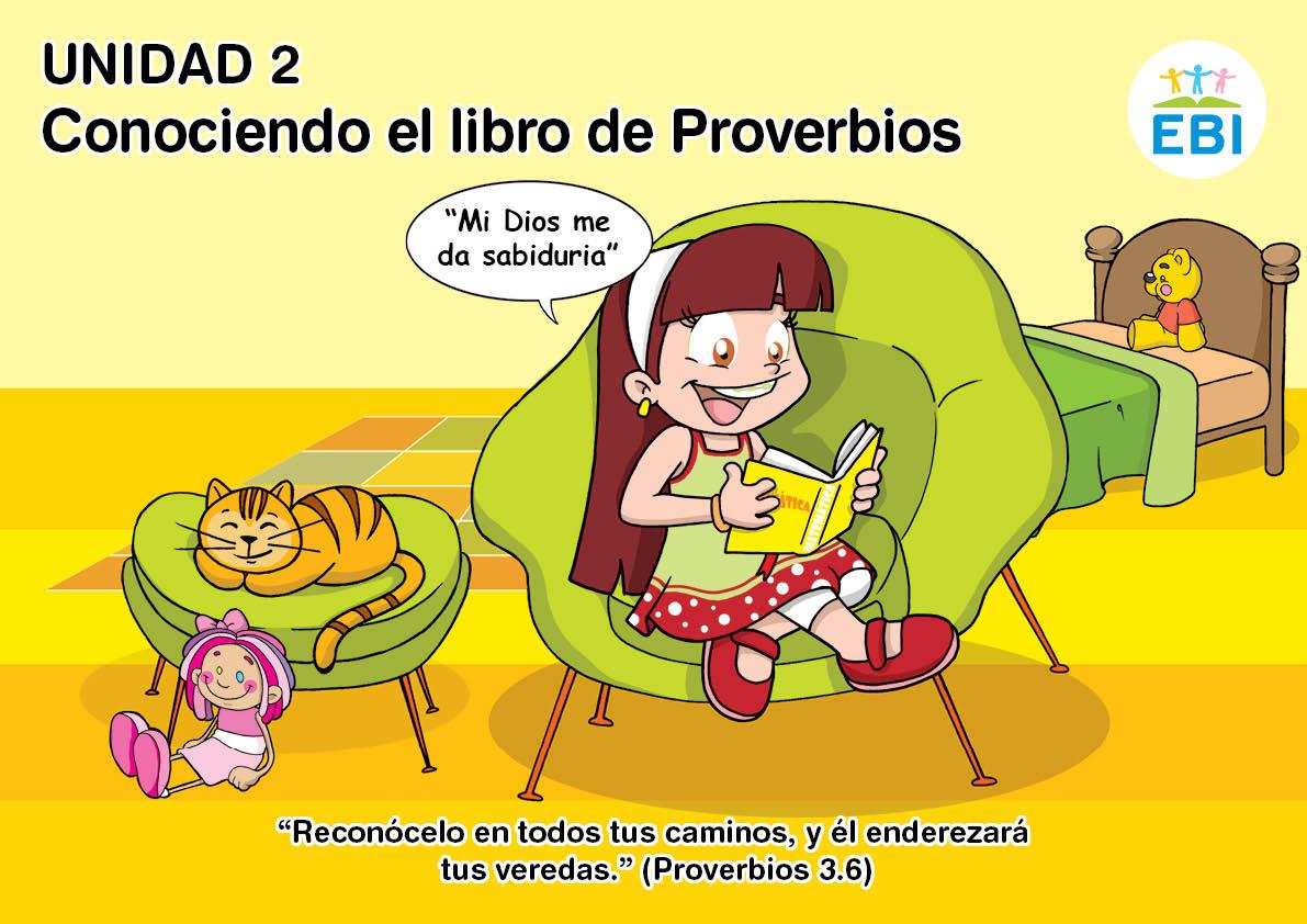 Conociendo el libro de proverbios ~ EBI Mexico