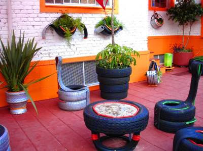 Quer transformar um espaço vazio em um ambiente happy hour? Contate a ECO D'art e vamos planejar!!