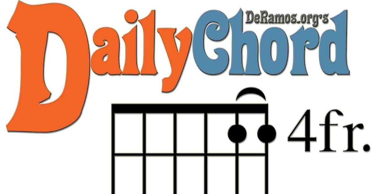 Chord Du Jour Gsus4 Guitar Intermediate