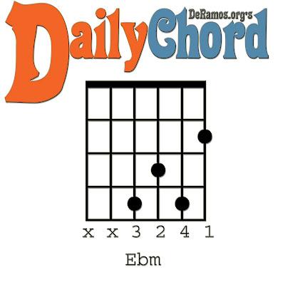 Chord du Jour: Lesson #60: Seven Chords in Eb Minor (Guitar ...