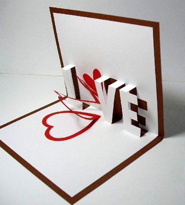 Creative Pop Up Cards