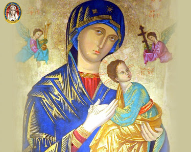 Nossa Senhora e menino Jesus