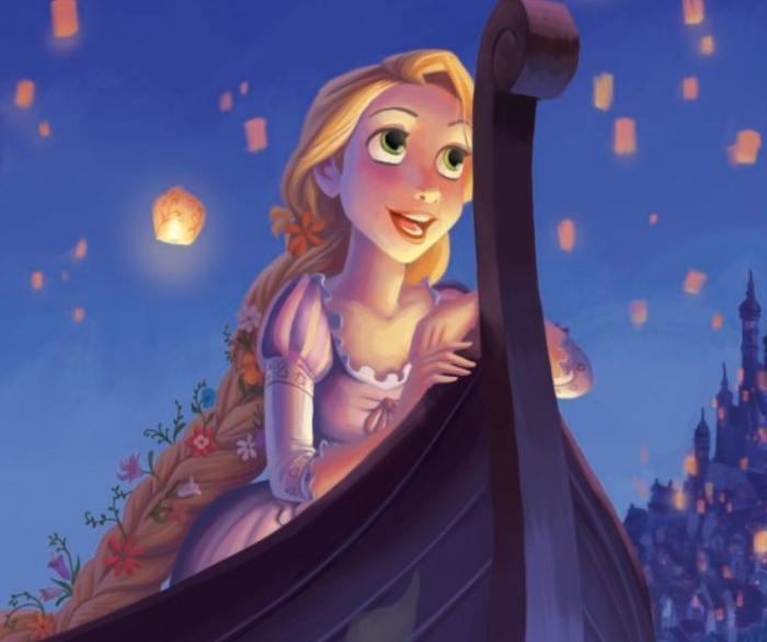 Princesas Disney: Nueva imagen de la Princesa Rapunzel (