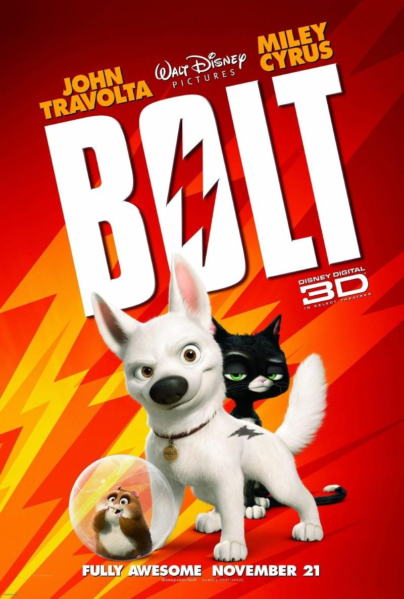 Disney Soul: Bolt