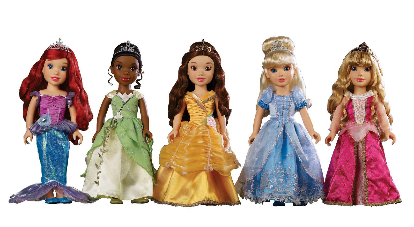 Que La Duena De La Muneca Sea Miembro De La Familia Real De Princesas