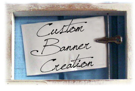 Custom Banner Creation