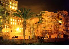 Night Sana'a