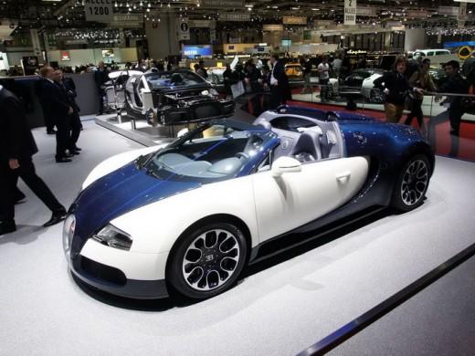Miraculous 2010 Bugatti Veyron