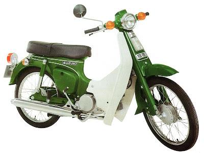 Suzuki FR50