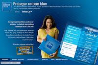 Celcom Blue - Talian Tetap TM Bukan Lagi Teman 20