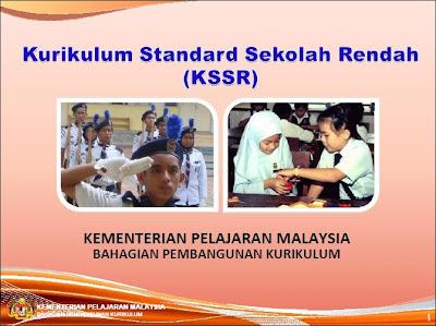Kurikulum Standard Sekolah Rendah - KSSR