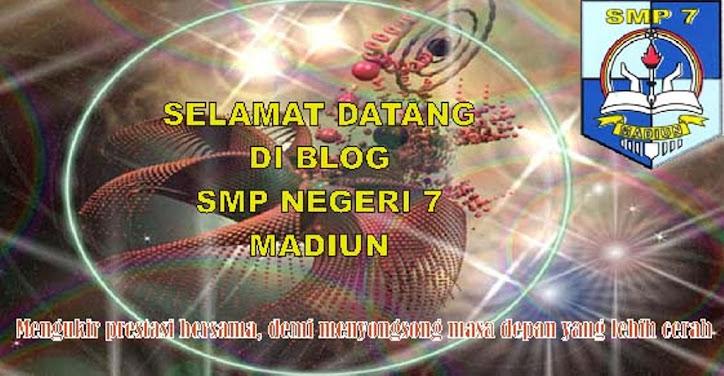 SMPN 7 KOTA MADIUN