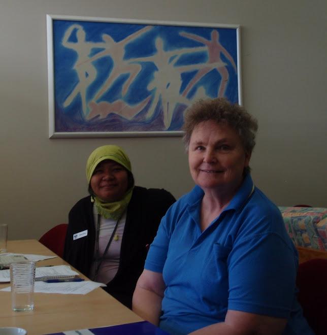WAM Steering Committee meeting