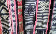 otras texturas -  tejido aborigenen