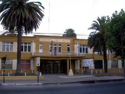 El Hospital de Talca