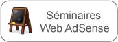 Calendrier des séminaires Web AdSense