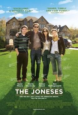 Gia Đình Joneses - The Joneses (2009) Poster