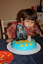 Torta Batman