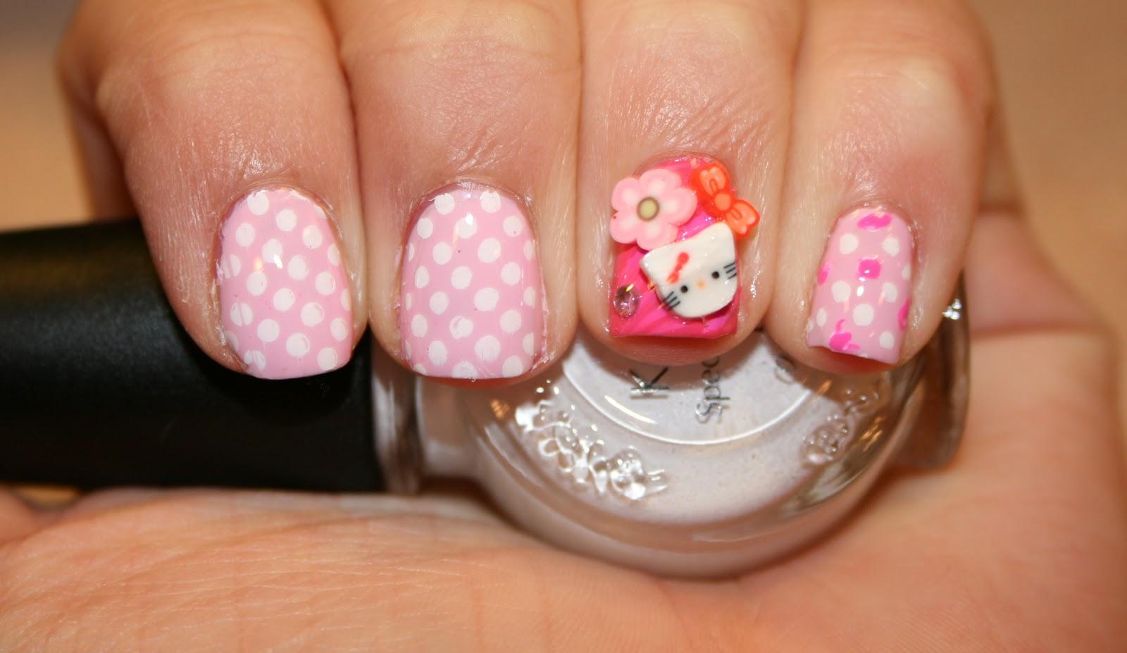Как накрасить накладные ногти