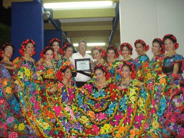 Baile regional de Chiapas