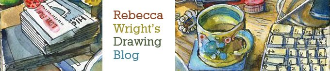 Rebecca Wright's Drawing Blog