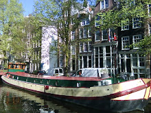 Vår i Amsterdam