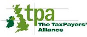 <b>TAX PAYERS ALLIANCE</b>