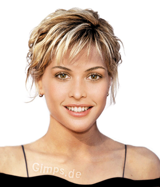 extraordinary beautiful pictures of short haircuts for women flashed