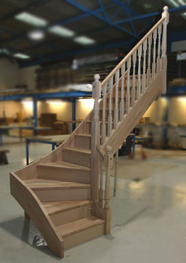 paul haney architecture portfolo type of stair. Black Bedroom Furniture Sets. Home Design Ideas