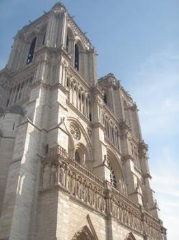 Chatedrale Notre Dame de Paris