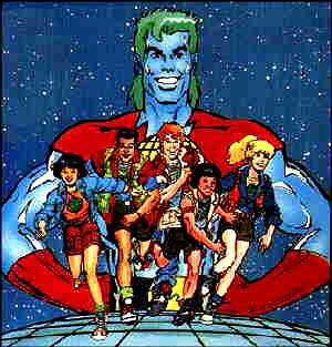 Captain Planet