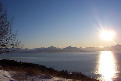 Kachemak Bay Noon