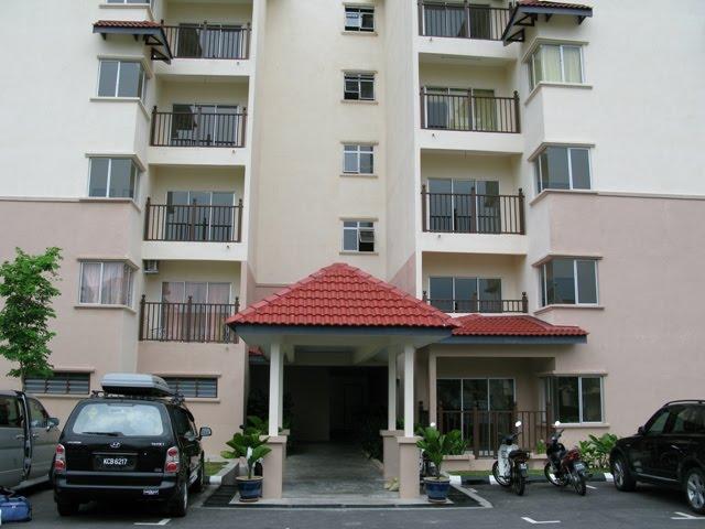 Bukit Merah Tropicana Service Apartment