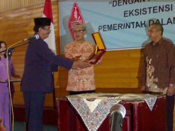 Pengukuhan ORDA Jabar periode2009-2014
