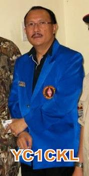 Ketua Orari Daerah JABAR Lokal Bekasi