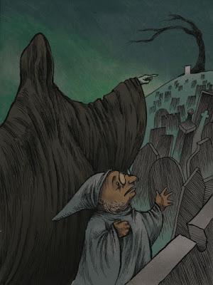 Plentiful as Blackberries: Steve Morrison Illustration: December 2009