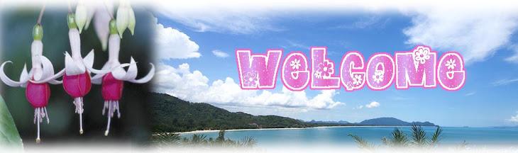 ยินดีต้อนรับค่ะ