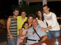 Grupo Milos, Mis Hijas y yo.