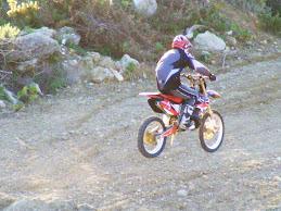 Circuito Bello Horizonte, Mi Hijo, y su Honda.