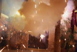 BOMBAZO FINAL DE FERIA 2.008. T. F.