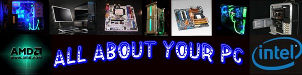 ALL ABOUT YOUR PC