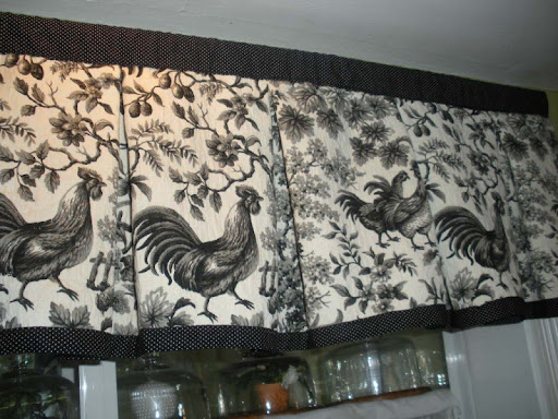 French Country Rooster Curtains Curtains Amp Blinds