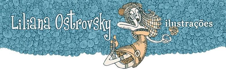 Liliana Ostrovsky: Ilustrações