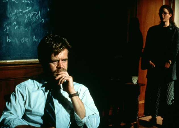 an analysis of the ending of oleanna a play by by david mamet Oleanna summary david mamet homework confused and at the end of her academic how are the themes sexism and sexual harassment expressed in the play oleanna.