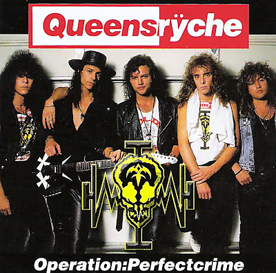 Showing picture: queensryche dedicated to chaos